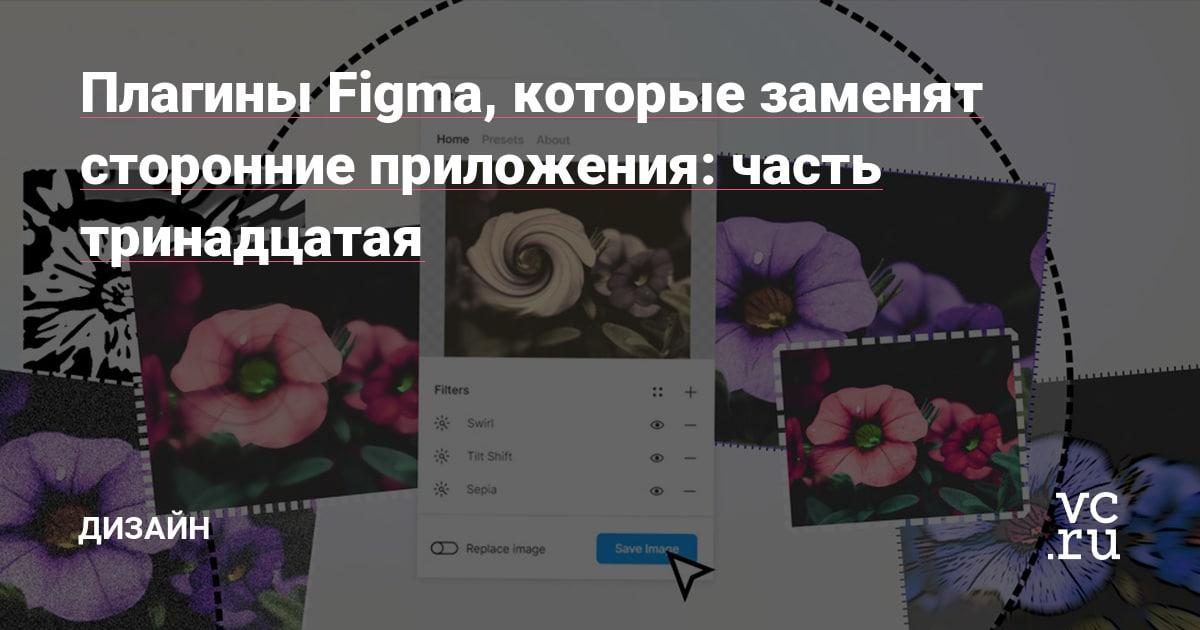 Подборка более чем 200 плагинов для редактора Figma