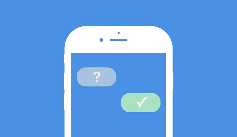 Sometimes you just have to ask. On making users discover value in your product