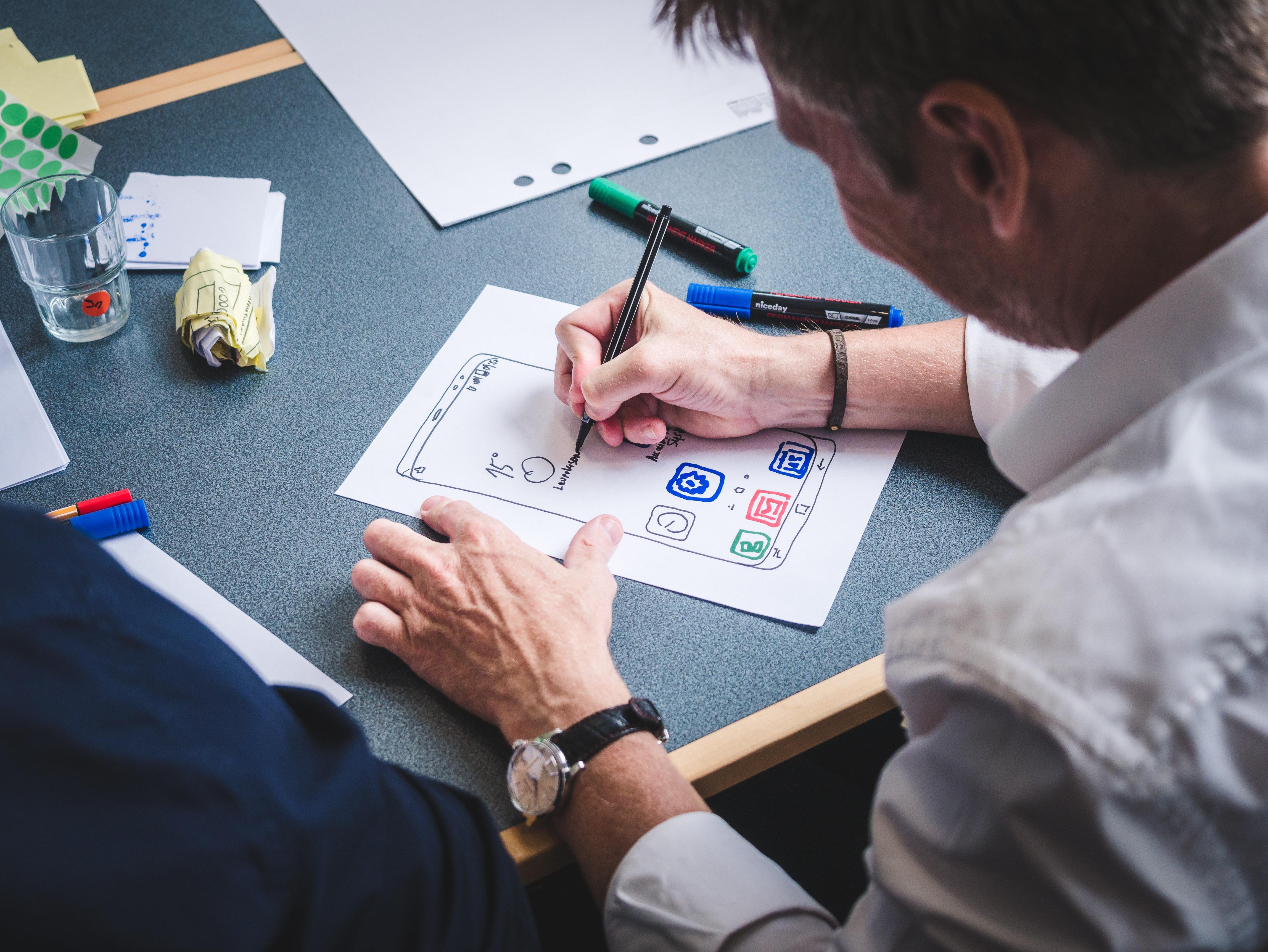 Дизайн-мышление: решаем задачи пошагово