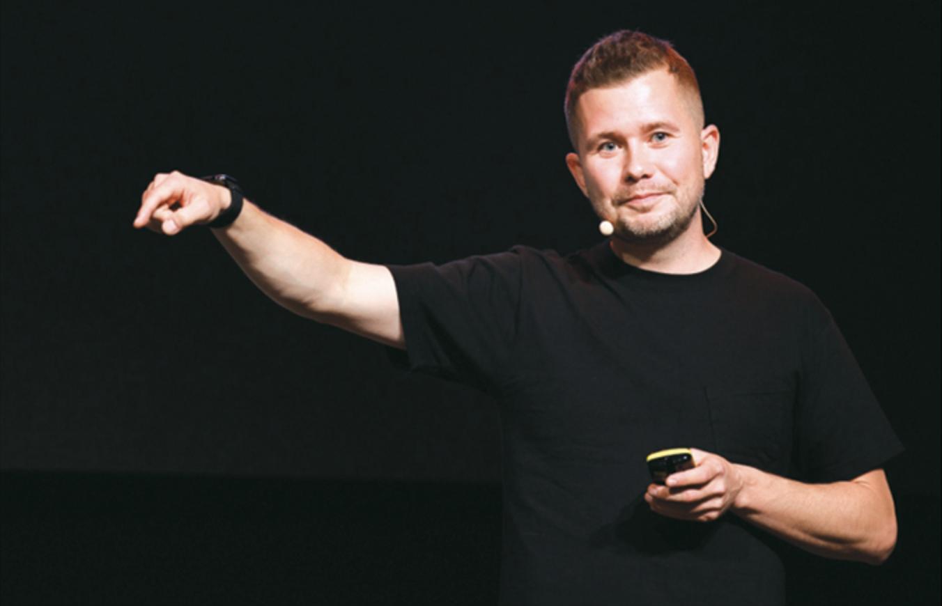 Федор Овчинников: «Большой бизнес может вырасти откуда угодно»