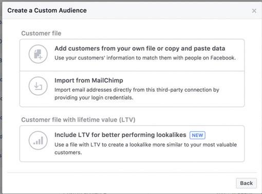 Руководство по рекламе в Facebook: 55 индивидуально настроенных аудиторий для таргетинга