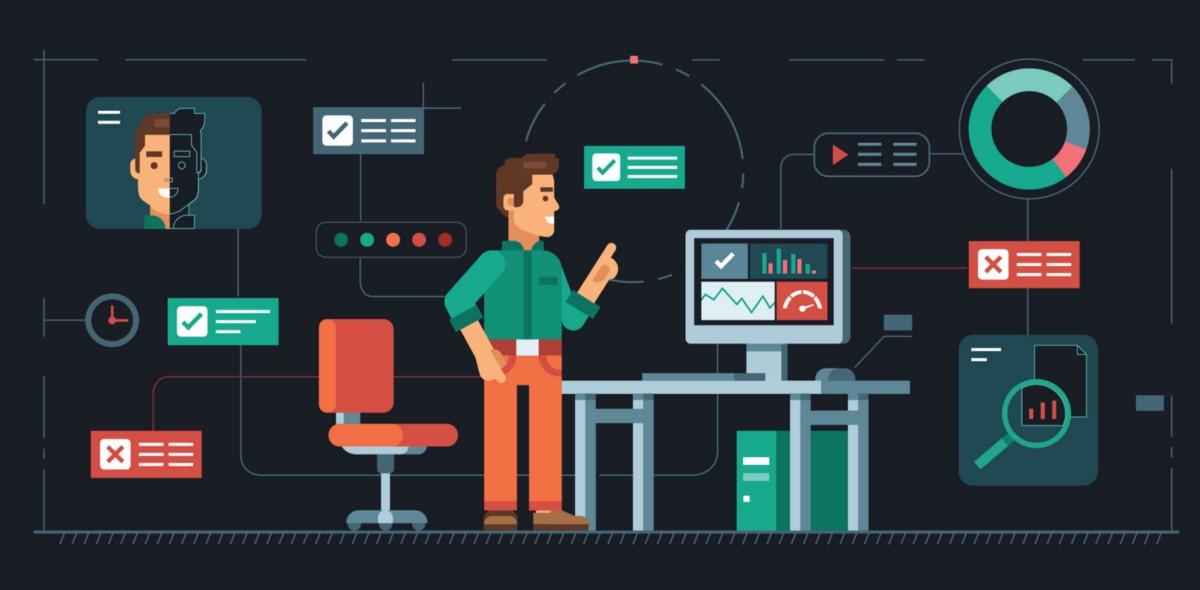 Как мы разрабатывали стиль корпоративной иллюстрации «Лаборатории Касперского»