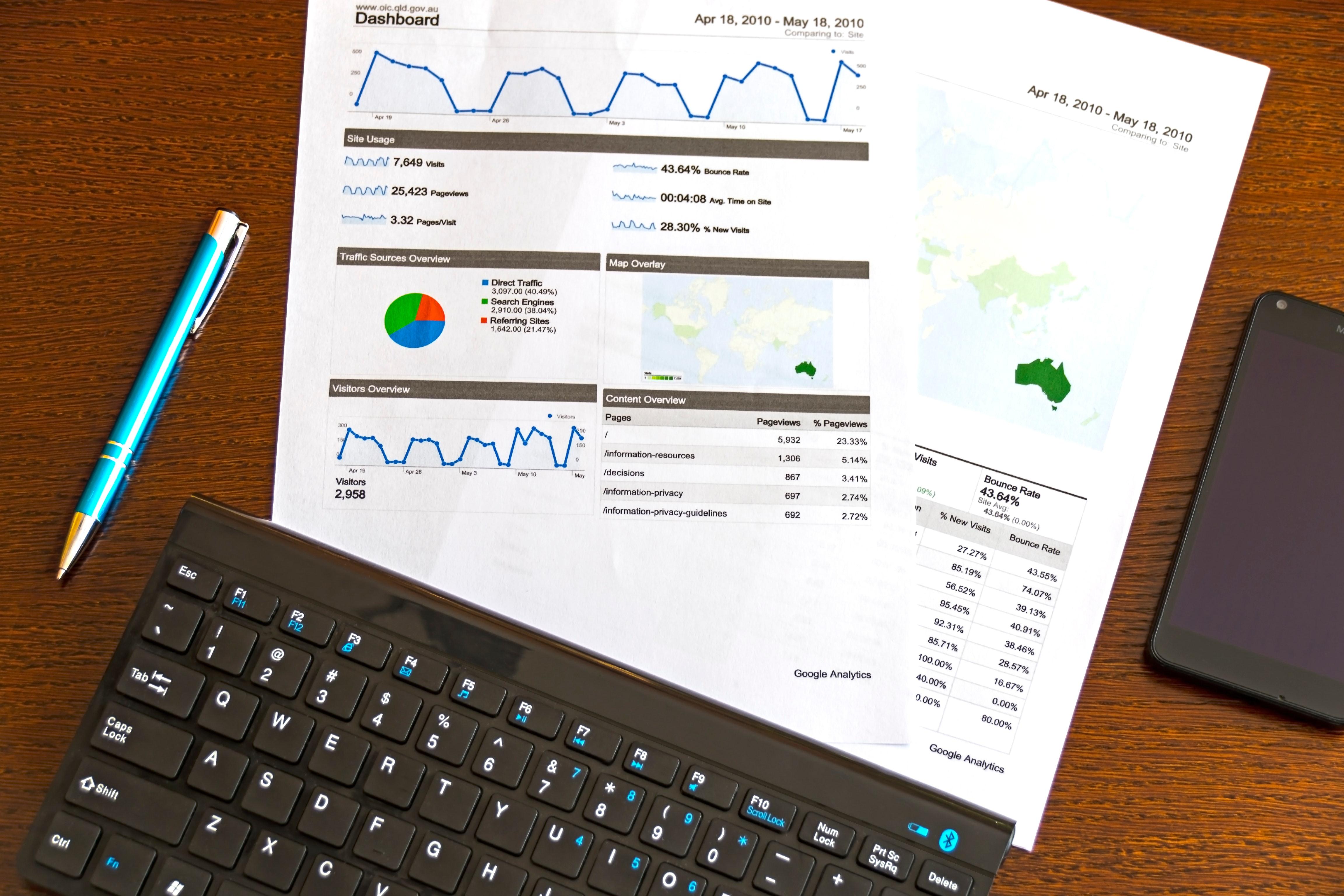 Маркетинг баз данных: RR-матрица