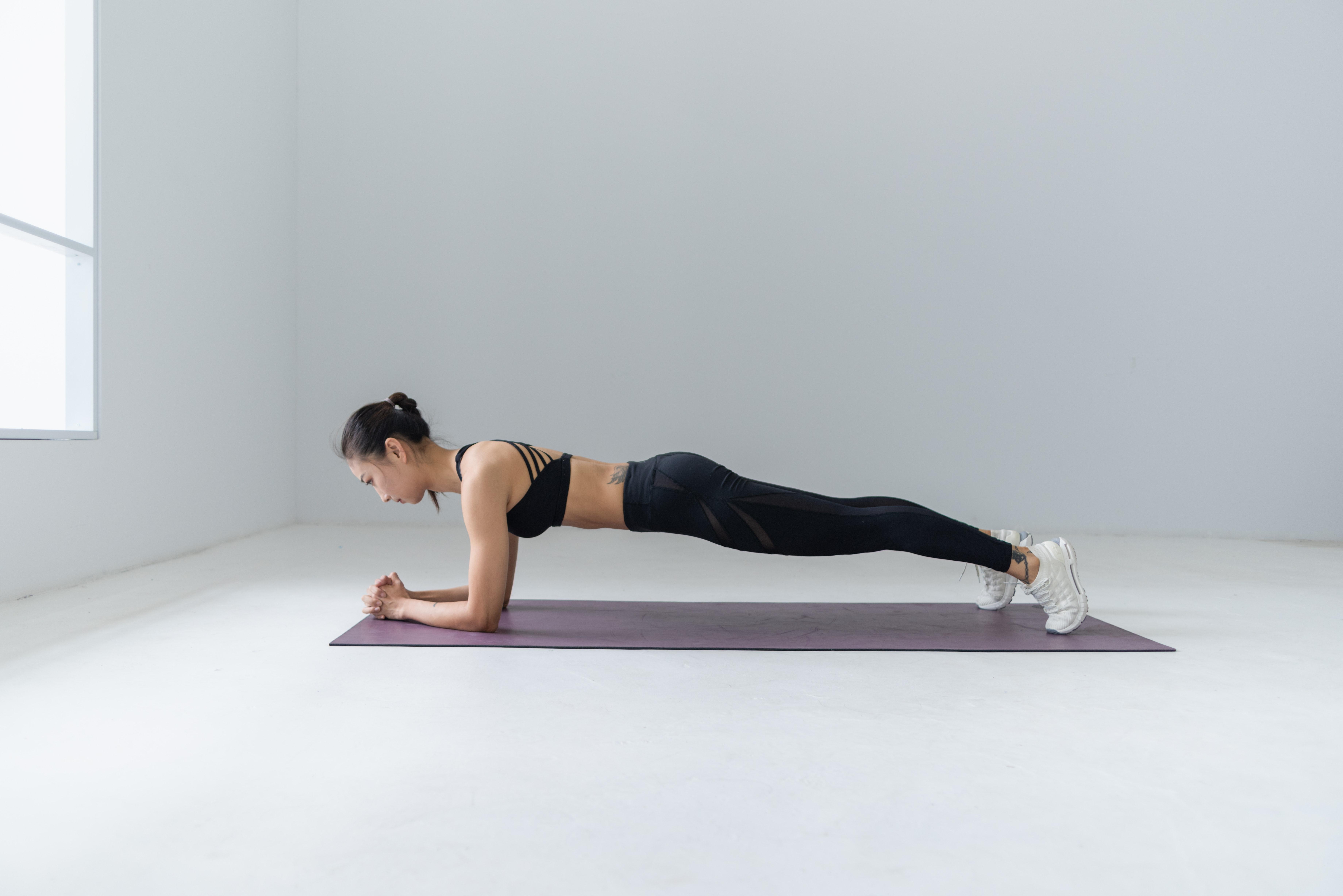 Держим мышцы в тонусе при помощи незатейливой тренировки