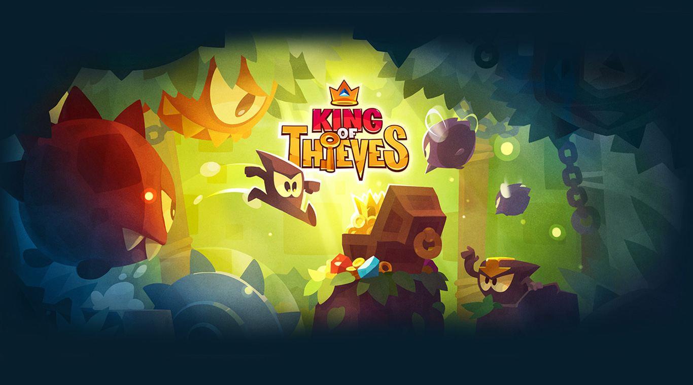 От идеи до 10 млн. установок: История King of Thieves от Олега Якубенкова