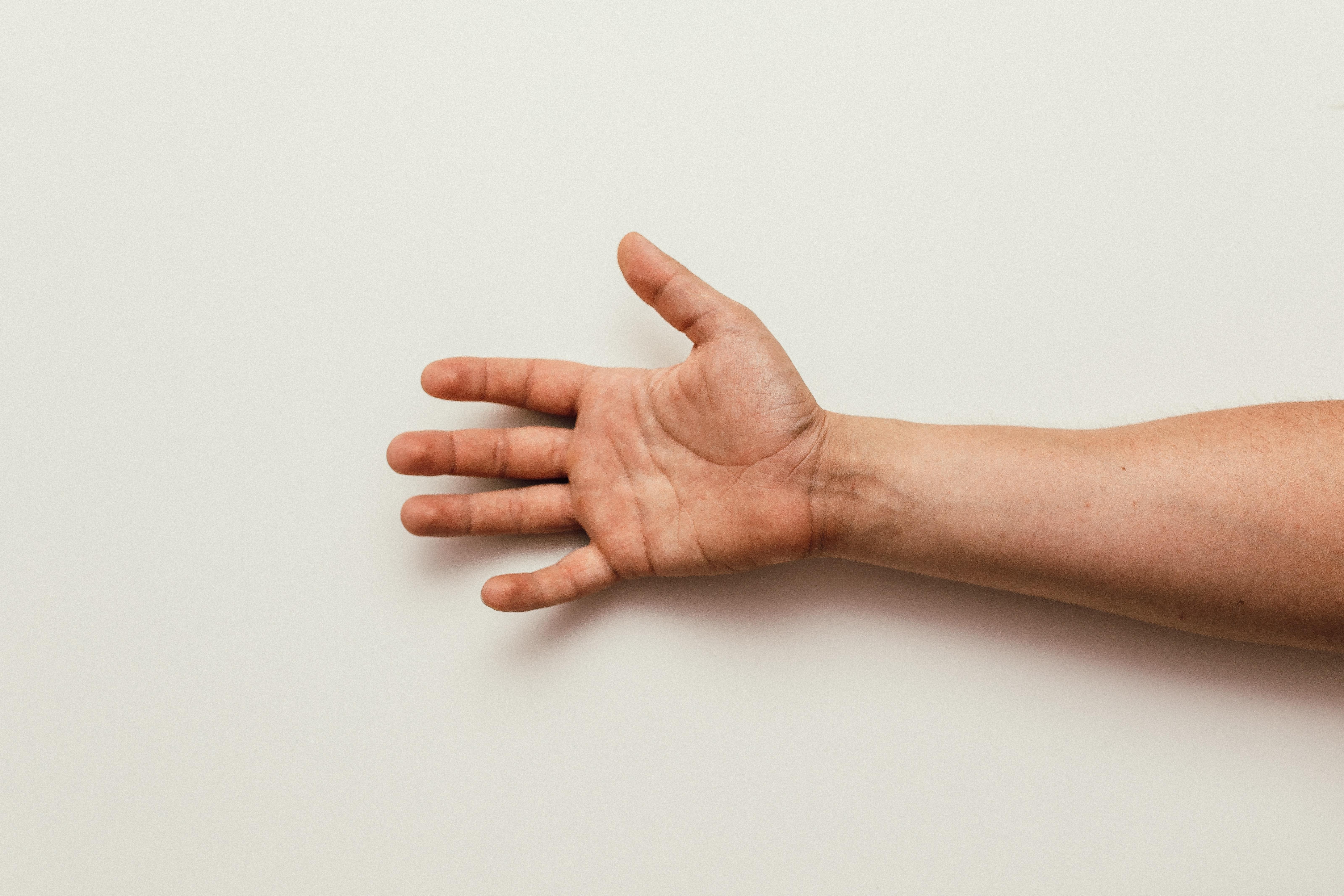 Занимаемся самоанализом, используя методику пяти пальцев