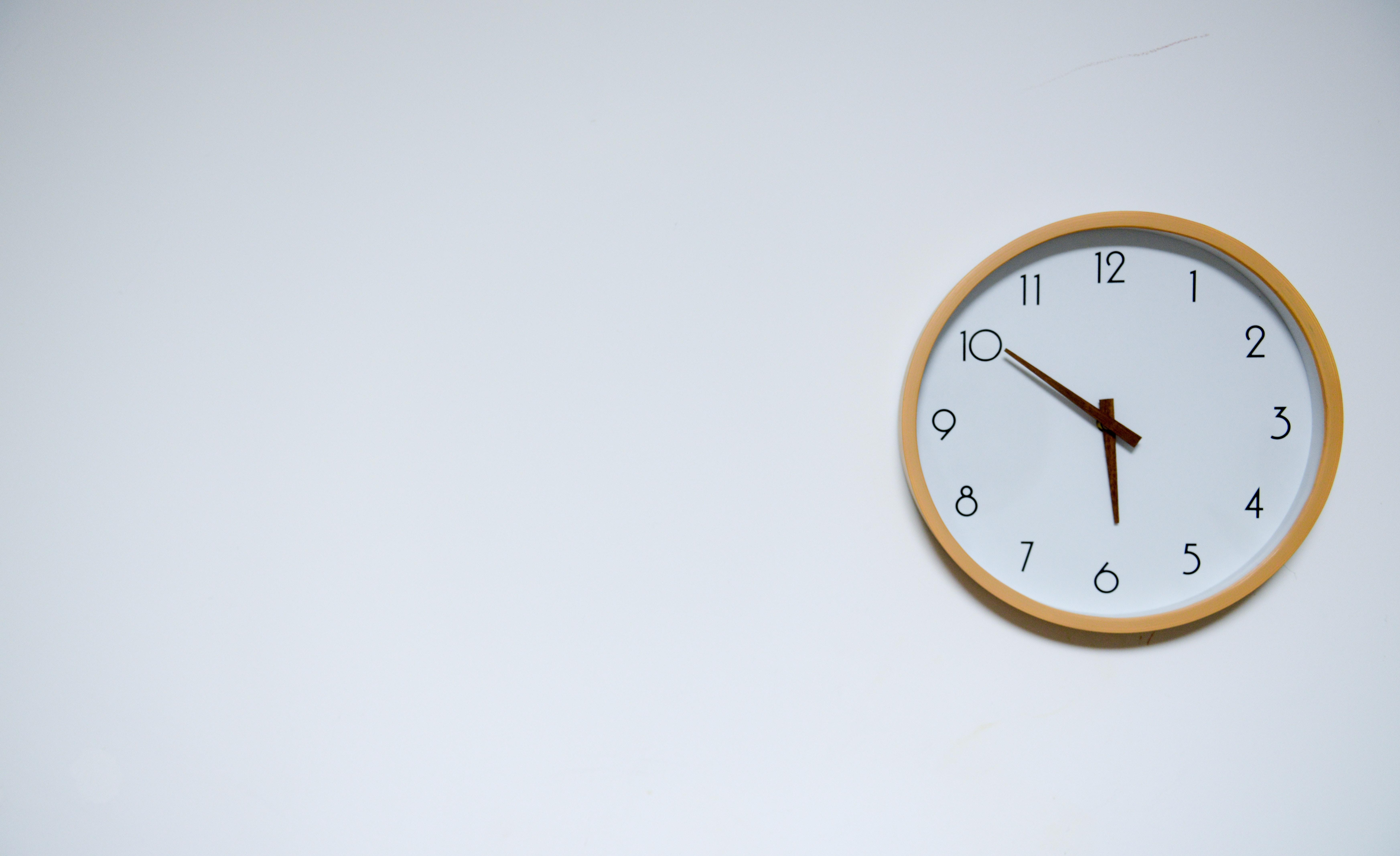 Правила экономии времени: освобождаем 30 минут каждый день