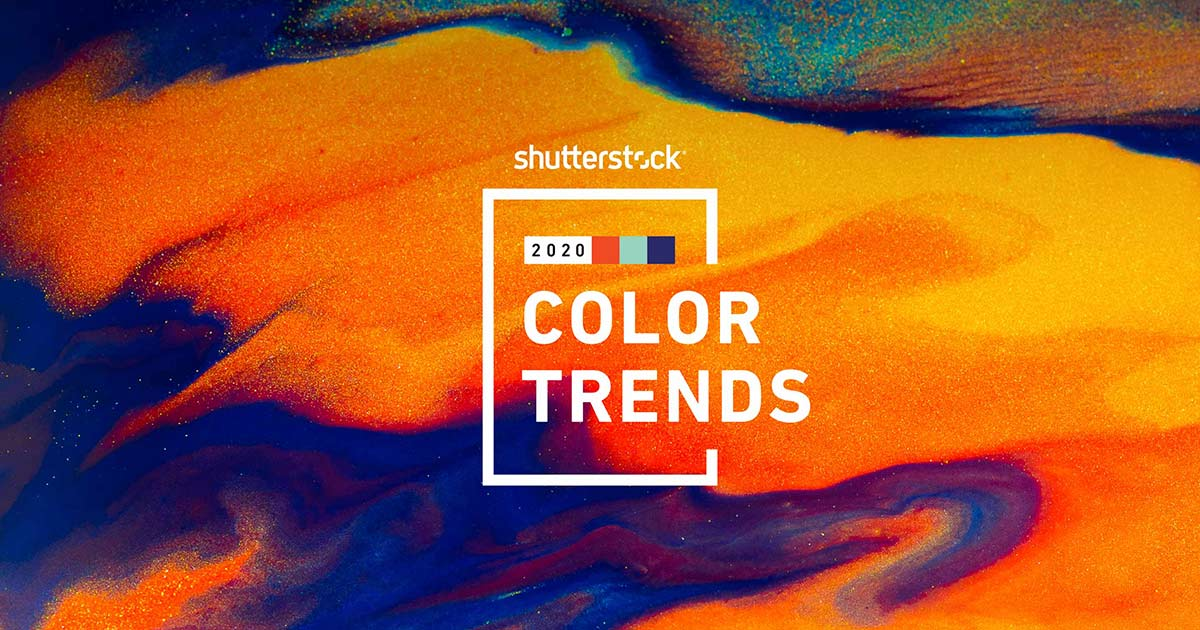 Color Trends by ShutterStock