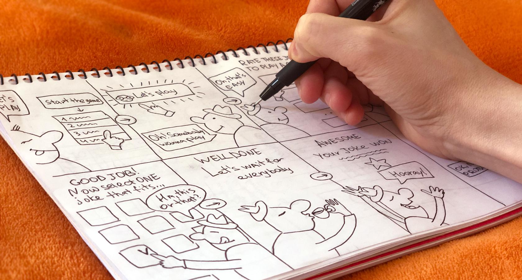Разбор задачки: как я использую Storyboards в дизайне