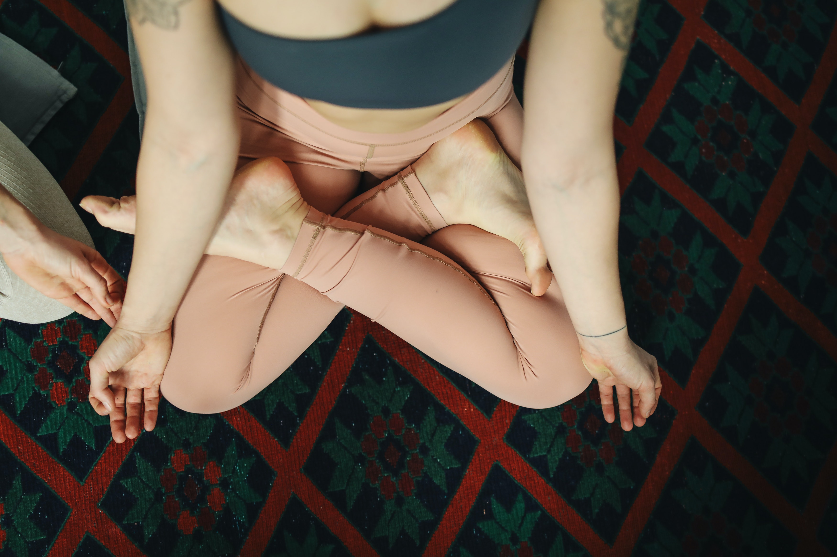Учимся управлять собой через медитации