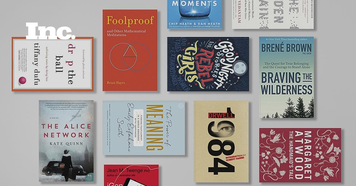 25 интересных книг для чтения по версии TED