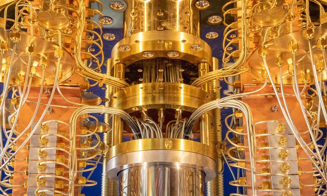 Основы работы квантовых компьютеров