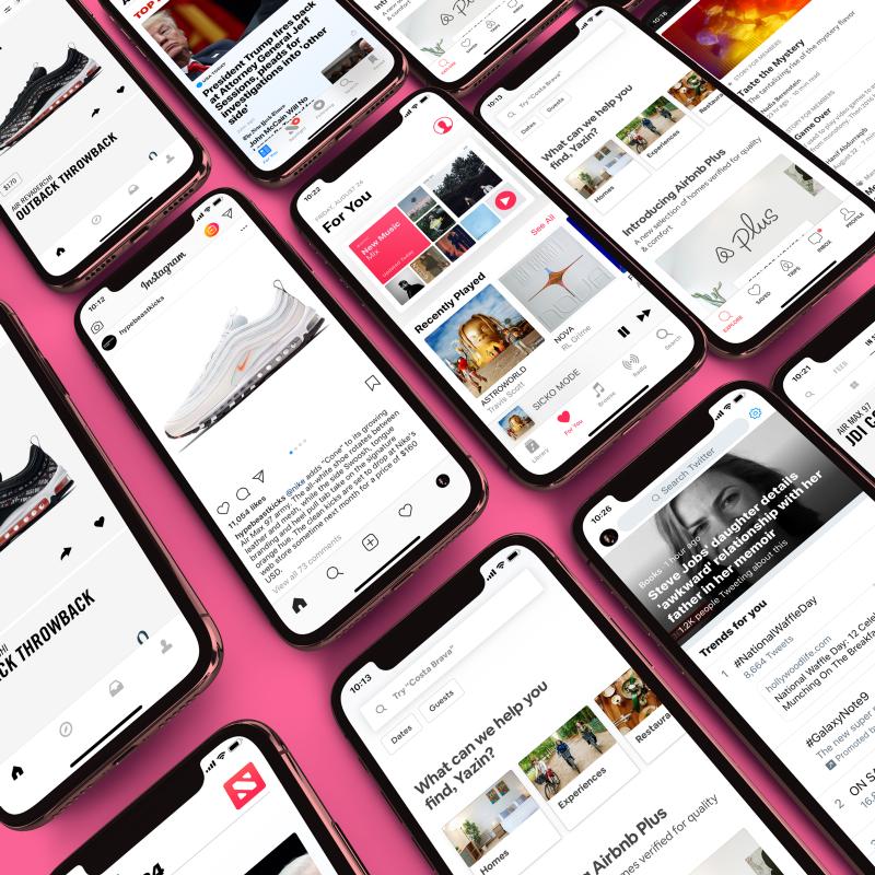 Почему самые популярные приложения начинают выглядеть одинаково?