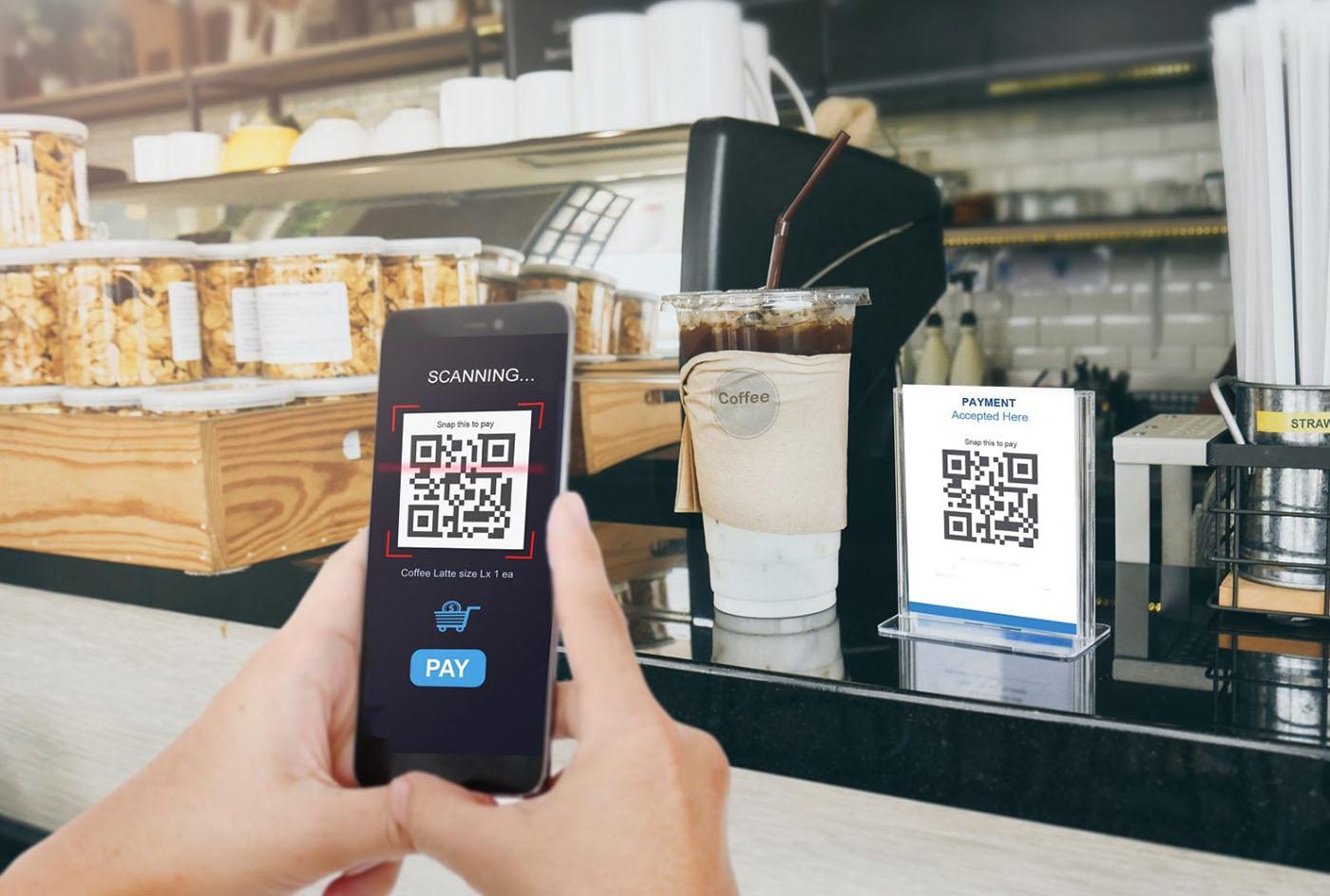 Новые способы использования QR-кодов для платежей