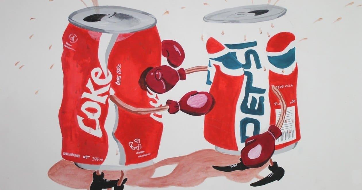 Coca-Cola vs Pepsi: история противосстояния брендов