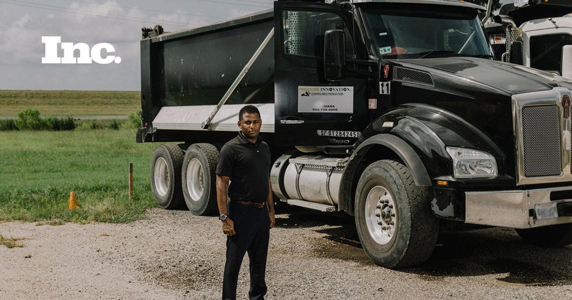 Из дальнобойщиков вCEO: как водитель грузовика основал компанию истал зарабатывать $3,5 млн вгод