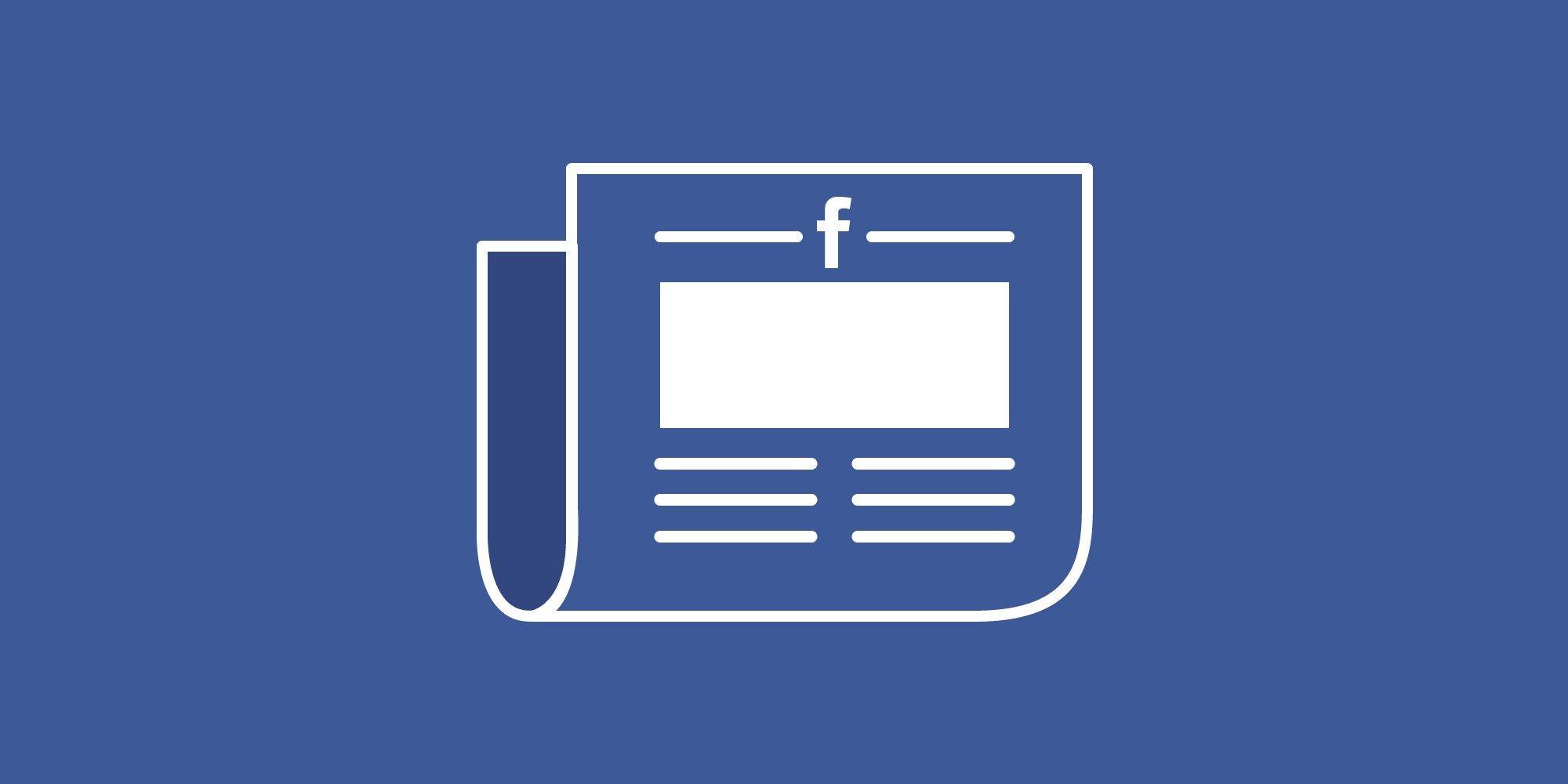 Алгоритмы Facebook: как попадать в ленту новостей
