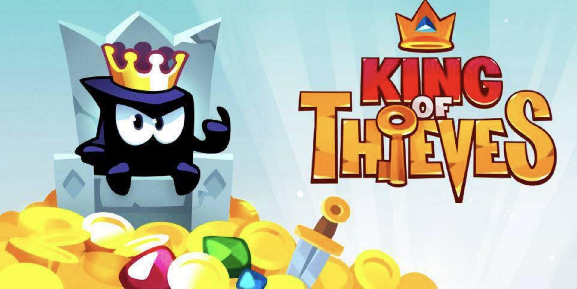 От идеи до 10 миллионов скачиваний: King of Thieves (Олег Якубенков, Zeptolab)
